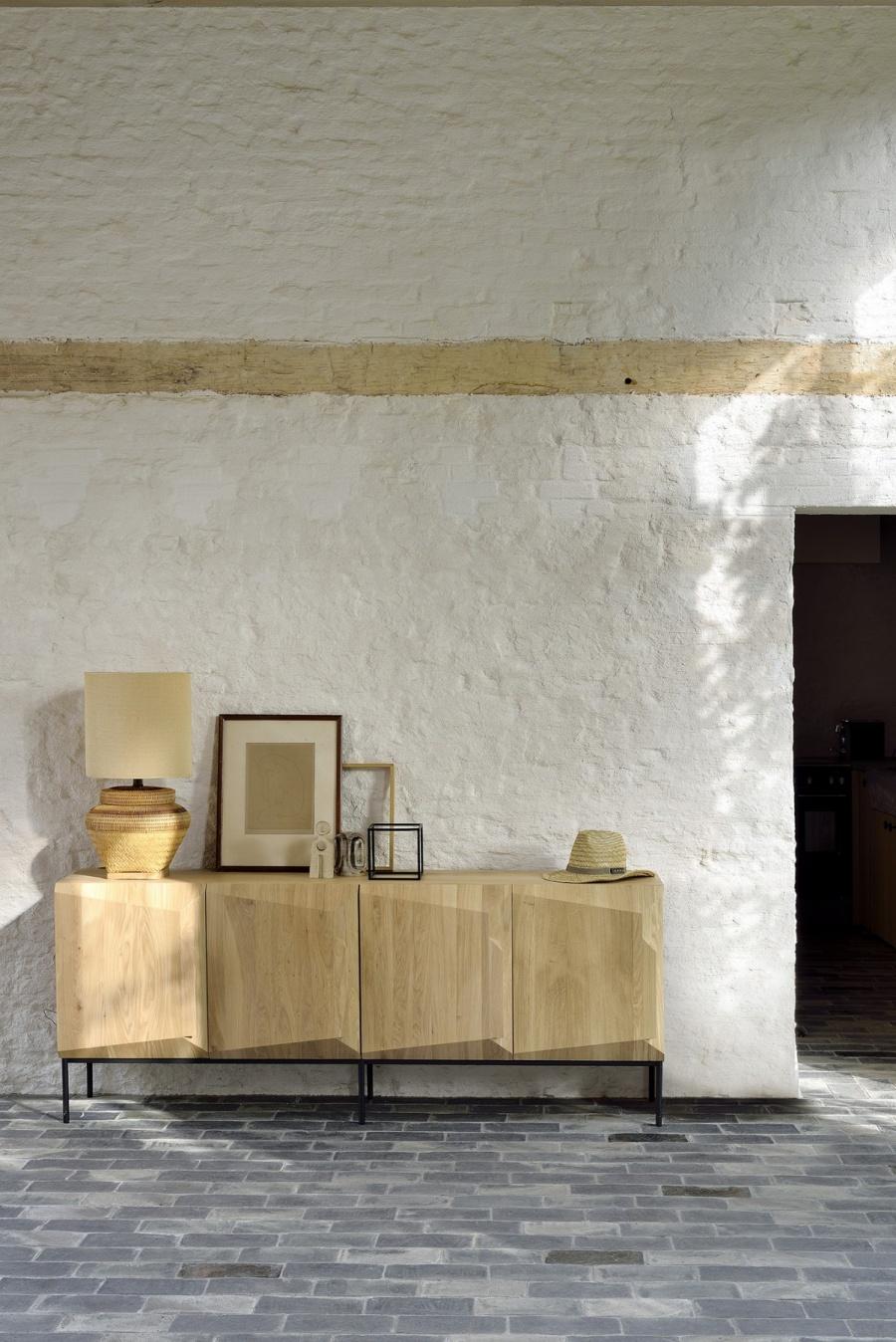 Ethnicraft - Tuinstoelen - Ex 1 tuinstoel