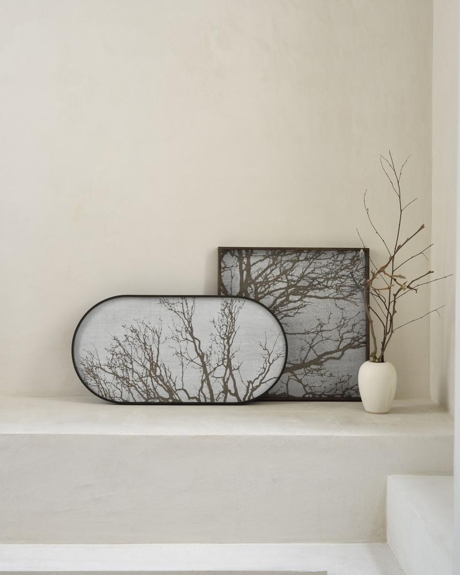 White Tree houten dienblad - M
