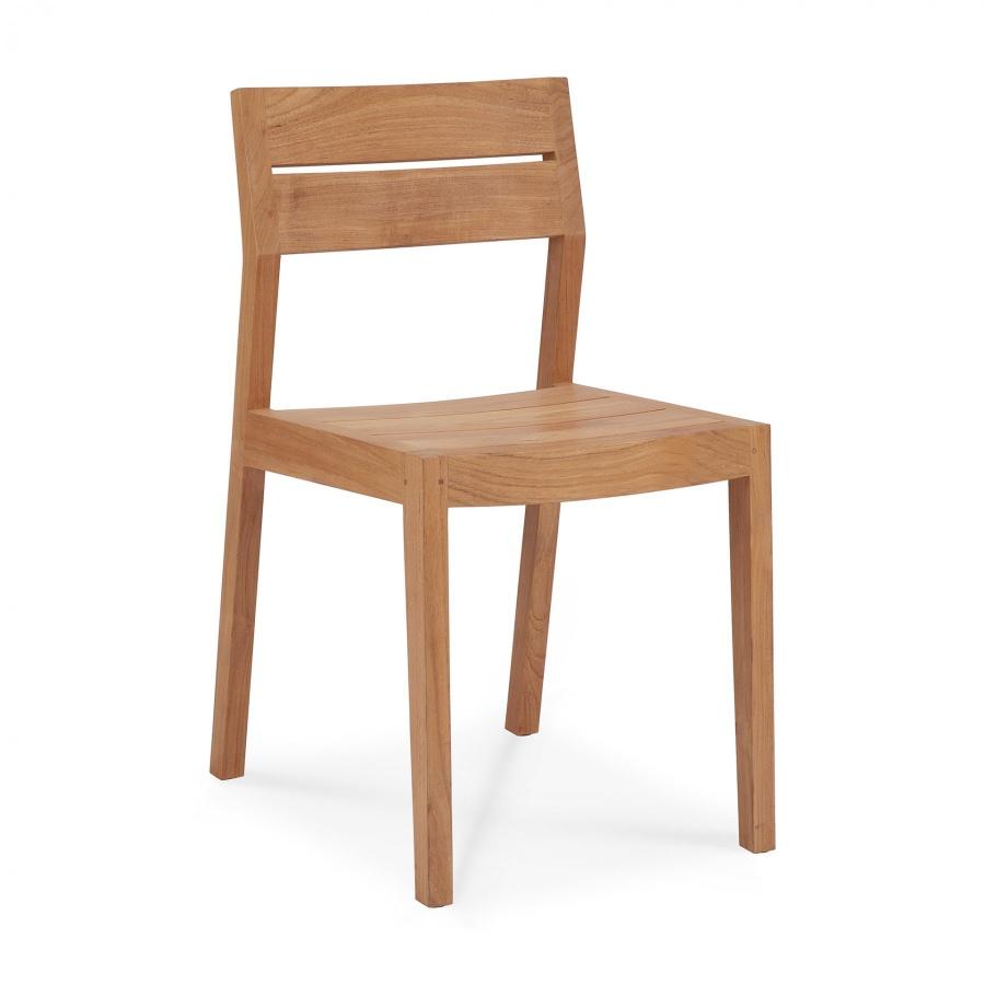 Ethnicraft - Stoelen - Pebble stoel