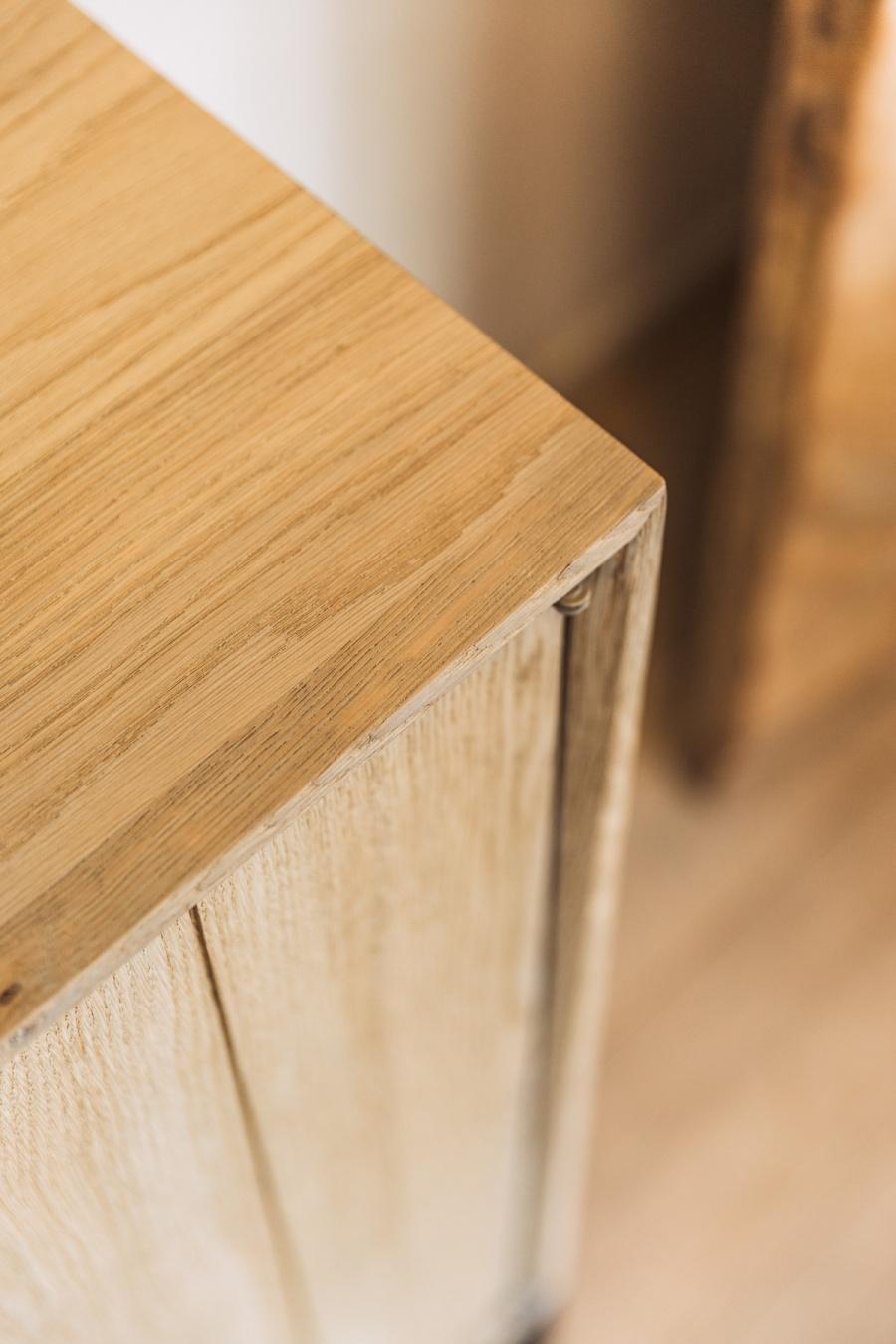 Sanskriet - Buffetkasten - Oak frame Dressoir