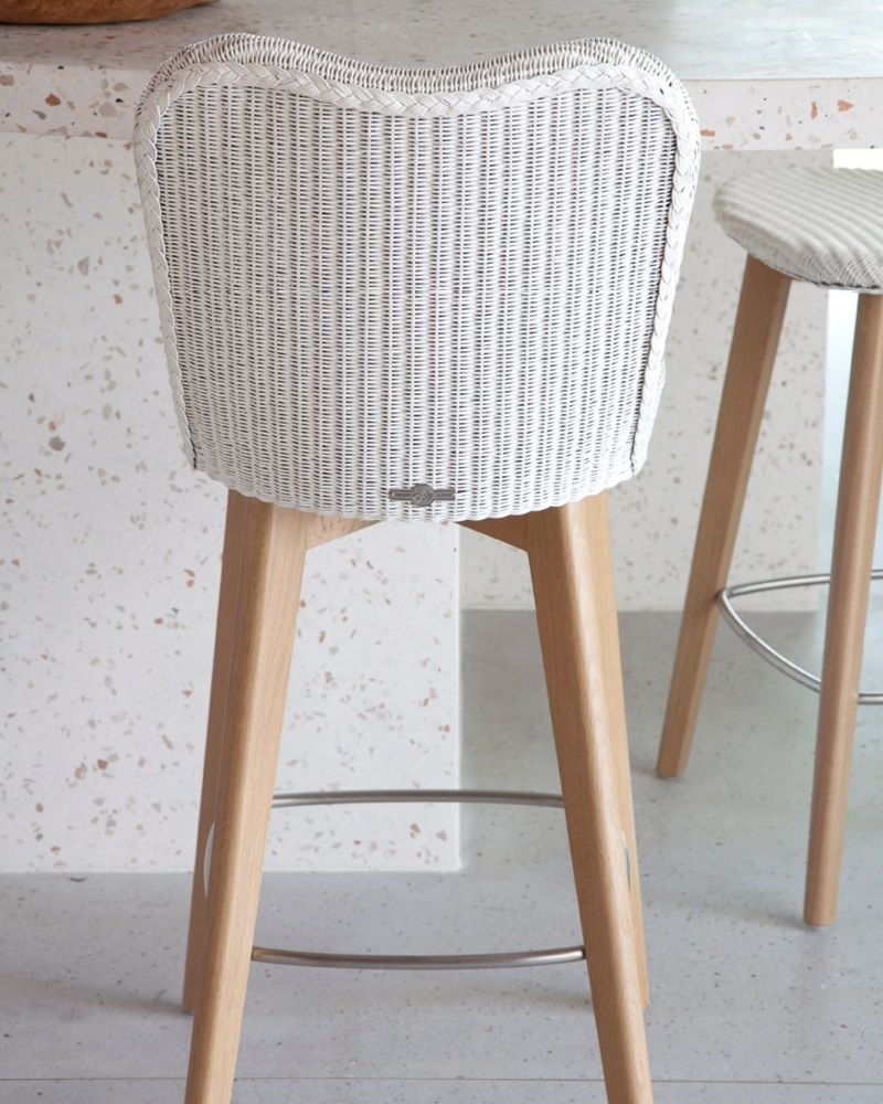 Vincent Sheppard - Stoelen - Lily counter pure white