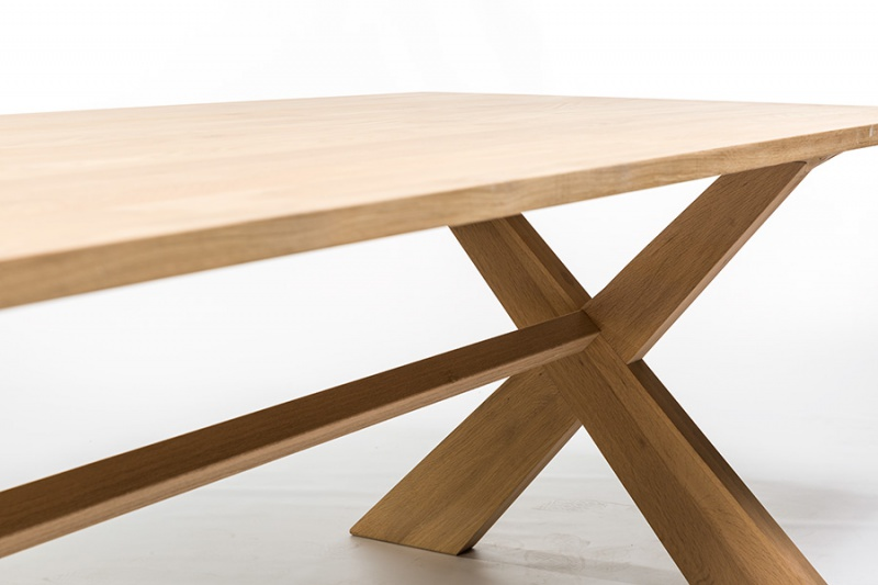Sanskriet - Eettafels - Cross table